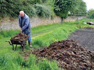 Používání organických hnojiv má pro zahradu velký význam.