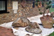 Uložení kamenů