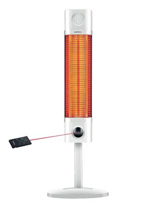 Účinný uhlíkový infrazářič Veito CH 1800 RE