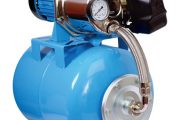 Domácí vodárna zajistí vodu celé domácnosti.