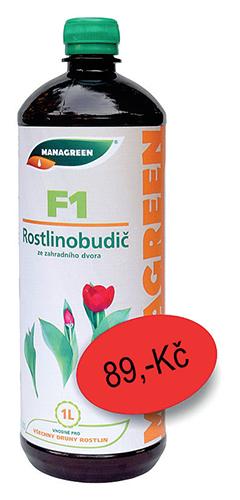 Rostlinobudič F1
