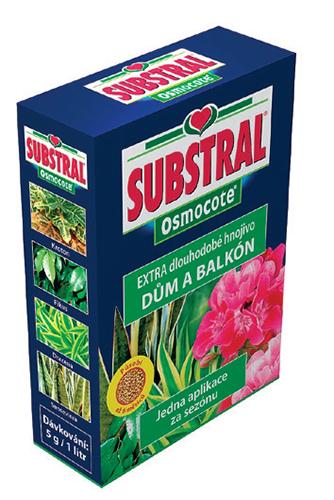 SUBSTRAL Osmocote – hnojivo na půl roku