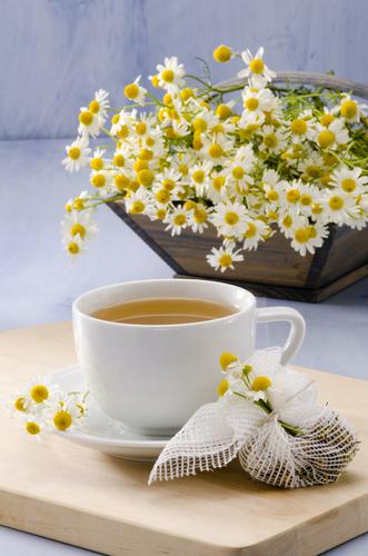 Heřmánek se dobře kombinuje s různými bylinami, chuťově je ovšem poměrně výrazný.