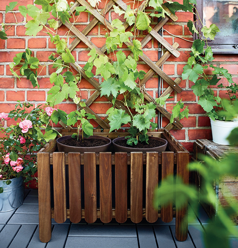 Jarn balkon fl ra na zahrad for Catalogo ikea muebles de jardin