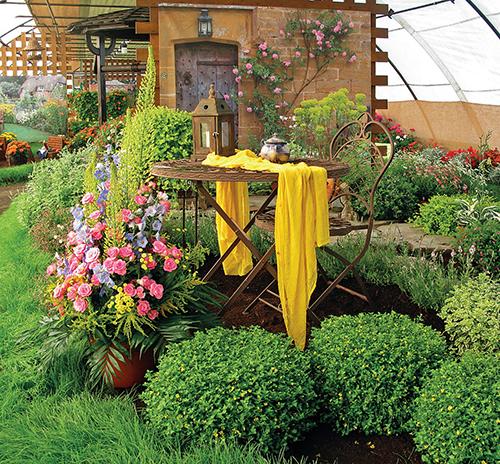 V Čimelicích se 20. až 23. srpna uskuteční výstava květin, zahradních doplňků, drobného zvířectva a ochrany přírody.