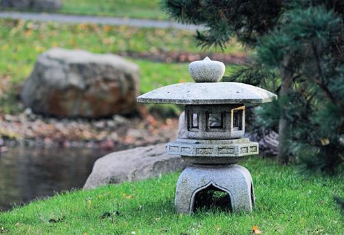 Zájem o tzv. japonské zahrady trvá již tři desetiletí.
