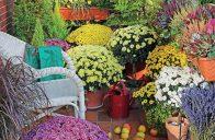 Změna sezony by se měla odrazit i na výzdobě vašich balkonů a teras.