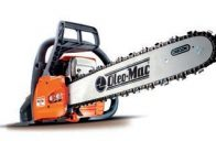 Kompaktní benzinová pila OM 952