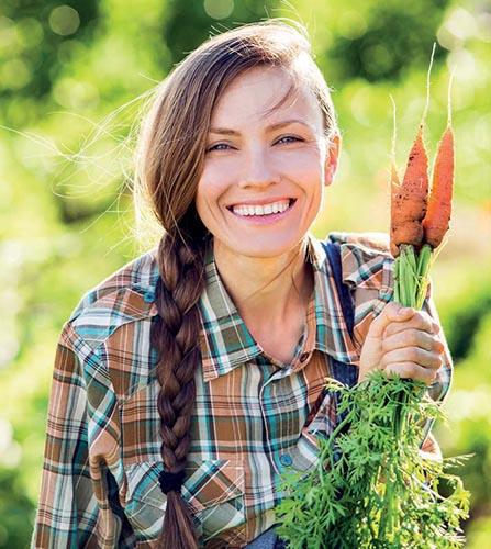 Sklizeň kořenové zeleniny je vždy tak trochu překvapení.