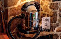 Elektrický vysavač na popel Fuxtec K-416