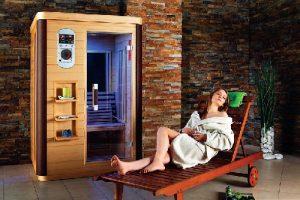 Infrasauny Goddess jsou k dostání v modelech pro 1–3 osoby ve standardní nebo rohové úpravě a namontujete si je jednoduše do svého domu či bytu.