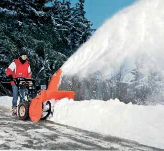 Potřebujete rychle a bez námahy odklidit nánosy sněhu