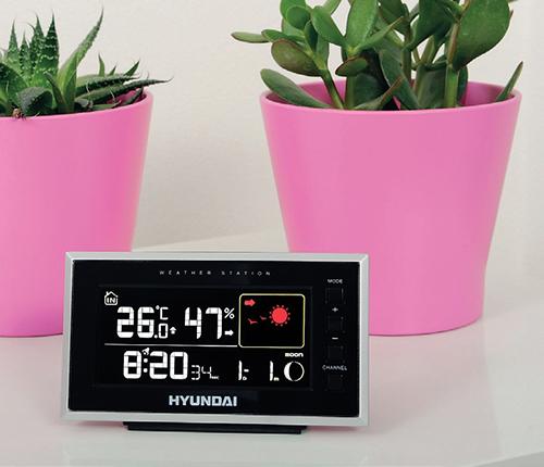 Domácí meteorologická stanice Hyundai WS 2200