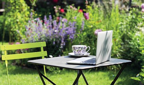 Plánování zahrad je často chápáno jako odborná záležitost.
