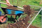 Předjaří je nejvhodnější doba k využití kompostu, například k přípravě půdy pro výsevy a výsadbu rostlin.