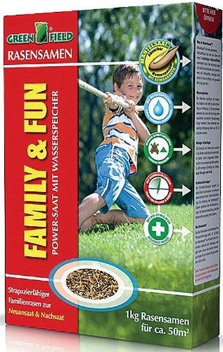 Travní semena Fami ly & Fun