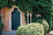 Hrádek (Castelletto) postavený markýzem Antoniem Maffeiem hostil významné osobnosti.