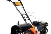 Pro mělké kypření půdy a odstraňování plevelů je vhodný motorový kultivátor FUXTEC AF200.