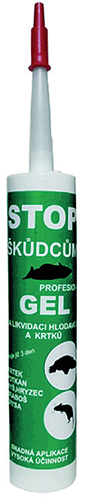 Prostředek STOP ŠKŮDCŮM GEL PROFESIONAL