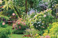 Léto v zahradě může být plné energie.