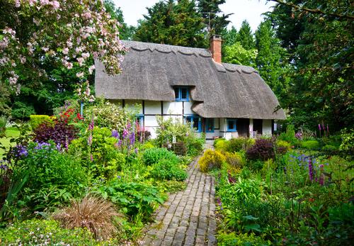 Díky cestování se můžete podívat do mnoha světových zahrad.