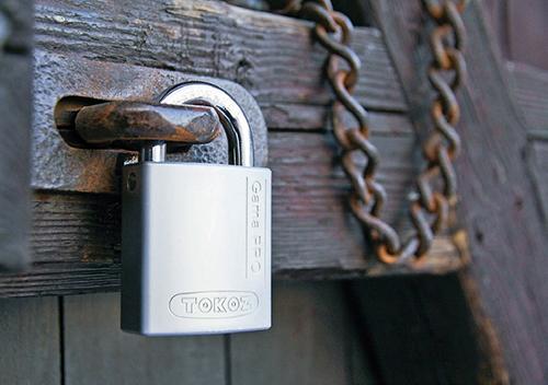 Zámek Gama 40 nabízí ochranu proti nedestruktivním (bumping, planžety) i destruktivním metodám