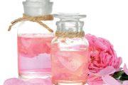 Z růži se vyrábí voňavé oleje.
