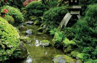 Asijská zahrada zaujme především svou nezaměnitelnou atmosférou.