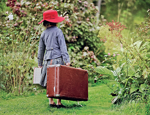 I pronajatá zahrada vám může přinést spoustu potěšení.