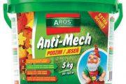 ANTI-MECH podzim – hnojivo, které zahubí i mech