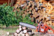 Ještě než začne sychravé počasí, pusťte se do zpracování dřeva.
