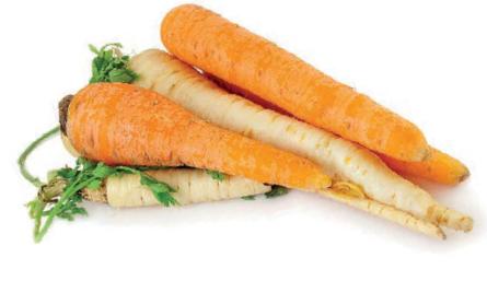 Skladujte jen prvotřídní zeleninu.