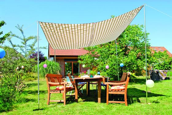 Toužíte po elegantním jednoduchém zastínění? Zkuste sluneční střechy.